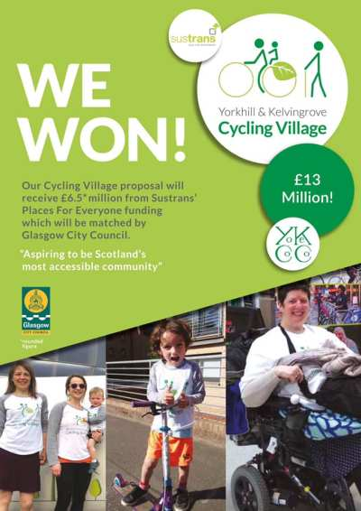 We Won Cycle Village